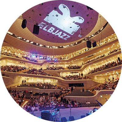 Elbphilharmonie (Grand Hall)